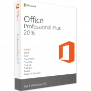 Microsoft Office 2016 Professional Plus versione completa Open License Terminal Server licenza a volume
