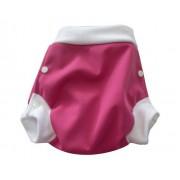LULU NATURE Culotte de Protection Lulu Boxer Framboise - A pressions Large