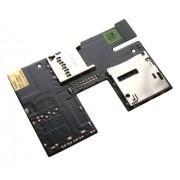 Лентов кабел SIM + MMC за HTC Desire 300