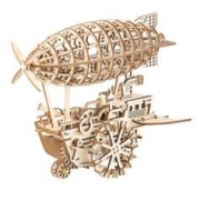 Simulus Maquettes 3D mobile en bois