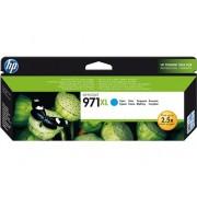 HP Cartucho tinta HP 971XL cian original (CN626AE)