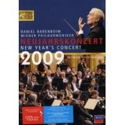 Wiener Philharmoniker, Daniel Barenboim - New Year's Concert 2009 (DVD)