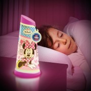 Veioza 2 in 1 Minnie Mouse Worlds Apart