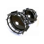 Roti Metalice Pentru Motocultor, O-Mac 5580-01987, Metal