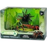 Set 3 figurine insecte Collecta