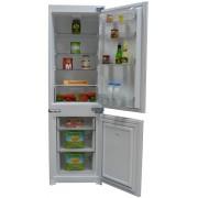 Combina frigorifica incorporabila Pyramis IC3220A+, 158+68 litri, A+, control mecanic, alb
