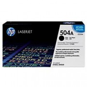 HP 504A Original Toner Cartridge CE250A Black