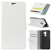 Capa Tipo Carteira para Nokia 7 Plus - Branco