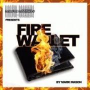 Fire Wallet By Mark Mason And Jb Magic