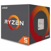 Microprocesador Amd RYZEN 5 2600X-Gris