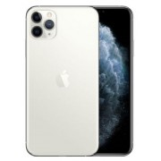 "Telefon Mobil Apple iPhone 11 Pro Max, OLED Multi‑Touch 6.5"", 256GB Flash, Camera Tripla 12MP, Wi-Fi, 4G, iOS (Argintiu) + Cartela SIM Orange PrePay, 6 euro credit, 6 GB internet 4G, 2,000 minute nationale si internationale fix sau SMS nationale din care"