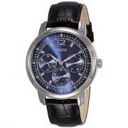 Guess Analog Blue Dial Mens Watch - W0790G2