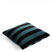 Soft Stripe Kissen 58 x 58 cm Hunter Hay