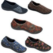 FOOTSTAIR Casuals For Women(Multicolor)