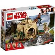 LEGO Star Wars Coliba lui Yoda 75208