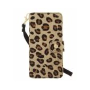 Fabienne Chapot-Smartphone covers-Funky Panther Booktype Huawei P9 Lite-Bruin