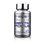 Mental Focus 90 kapsz. Scitec Nutrition