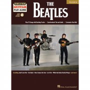 Hal Leonard Deluxe Guitar Play-Along: The Beatles