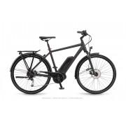 Winora Sinus Tria 9 - black matt - E-Bikes 56