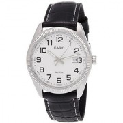 Casio Enticer Analog White Dial Mens Watch - MTP-1302L-7BVDF (A490)
