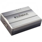 EDIMAX Fast Ethernet 1 Port USB Print Server (Pocket Size) - EDIM-PS-1206MF