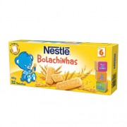 Nestlé Bolachinhas 6M 180g