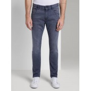 TOM TAILOR Josh regular slim jeans , Heren, grey denim, 34/36