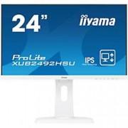 IIYAMA 23.8 inch Monitor LED ProLite XUB2492HSU-W1