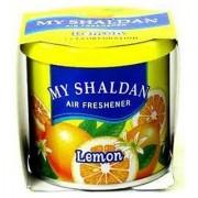My Shaldan lemon Gel Car Perfume For Car Home Office Air Freshener