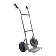Carrello Portatutto In Alluminio Portata 150 Kg 120x47x47 Cm