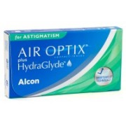 Air Optix Plus Hydraglyde for Astigmatism (3 linser)