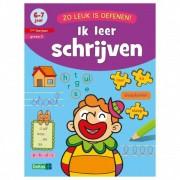 Deltas Boek Zo Leuk Is Oefenen Ik Leer Schrijven (6-7 Jaar)