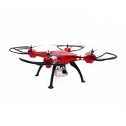 Syma Toys Quad-Copter SYMA X8HG 2.4G 4-Channel with Gyro + 8MP Camera (Red) - Sy