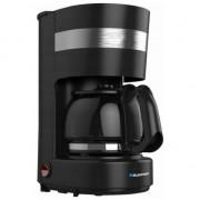 Cafetiera Blaupunkt CMD201, 600 W, 0.65 l, Filtru permanent, Timer, Design ergonomic, Negru