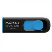 ADATA Serie DashDrive UV128 32GB AUV128-32G-RBE Negro / Azul