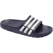 Adidas Blauwe slipper