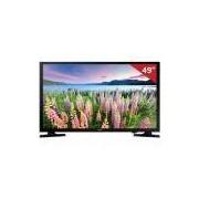 "Smart TV LED 49"" 49J5200 Samsung, Full HD HDMI USB e Connect Share Movie"