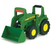 John Deere Mini Big Scoop Tractor ERTL Collect N Play Series
