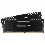 CORSAIR MEMORIA RAM VENGEANCE LED RED DDR4 16GB 2X8 2666MHZ CMU16GX4M2A2666C16