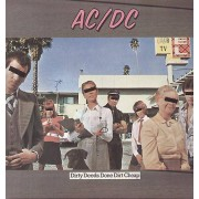 Sony AC/DC - Dirty Deeds Done Dirt Cheap [Vinyl] USA import