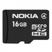 Nokia MicroSDHC 16GB, 1 adapterrel MU-44