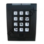 Tastiera FingerKey esterna controllo accessi card read per allarme antifurto