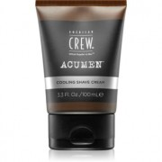 American Crew Acumen hidratante com efeito refrescante para barbear para homens 100 ml