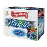 Ristora MARAVIGLIA MIRTILLO Ceai Fructe mixte 15plic