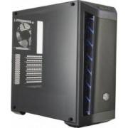 Carcasa Cooler Master Chassis Masterbox MB511 Black Blue Fara Sursa