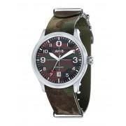 メンズ AVI-8 腕時計 ミリタリーグリーン