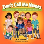 Don't Call Me Names, Paperback
