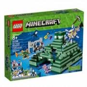Lego Klocki LEGO Minecraft Oceaniczny monument 21136