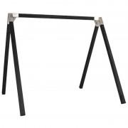 Plus Danmark Schommelframe vuren geimpregneerd Cubic Luxus zwart