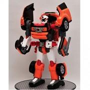 Young Toys Tobot Adventure X Transforming Robot Transformer Car Korean TV Animation Action Figure Toy Robot